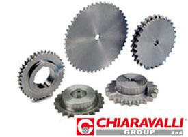 Шкивы, цепи, звездочки, подшипники и другие элементы приводов Chiaravalli