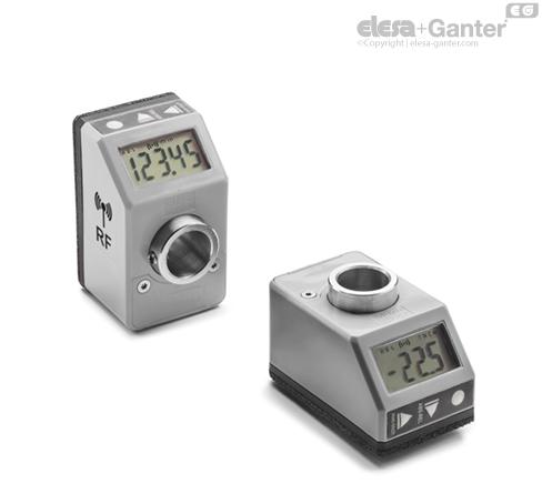 Электронные индикаторы положения DD51-E-RF