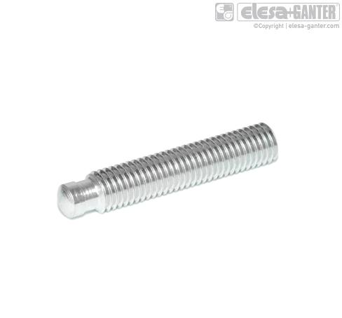 Шпильки DIN 6332-NI