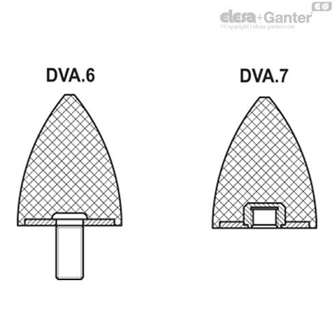 Виброгасители DVA.6 чертеж 2