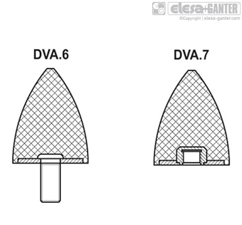 Виброгасители DVA.7 чертеж 2