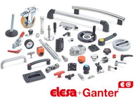 Промышленная фурнитура Elesa+Ganter