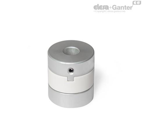 кулачково-дисковые Муфты elesa ganter