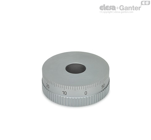 Кольцевые шкалы GN 164-MCR/MCRS