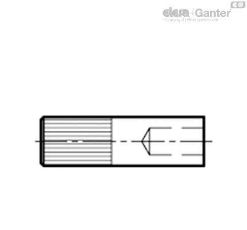 Монтажные инструменты GN 715.1 чертеж