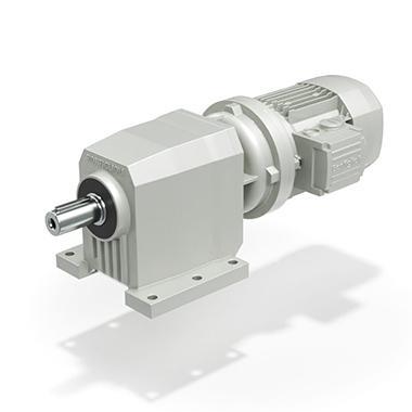 Соосные цилиндрические мотор-редукторы
