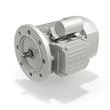 Однофазные асинхронные электродвигатели Bonfiglioli