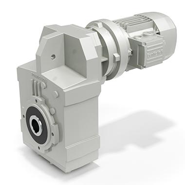Мотор-редукторы цилиндрические с параллельными валами