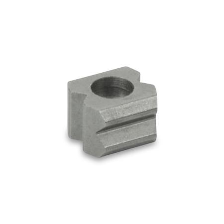 Блоки с выемками GN 250 elesa ganter