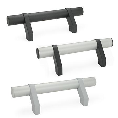 Трубчатые ручки Elesa+Ganter
