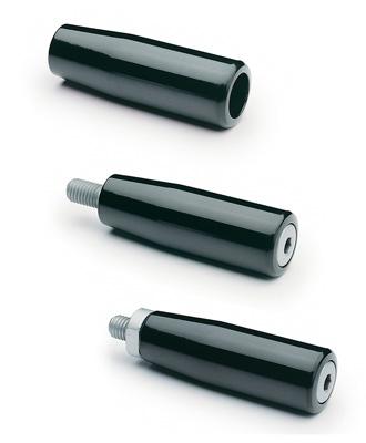 Двухъобъемные вращающиеся ручки