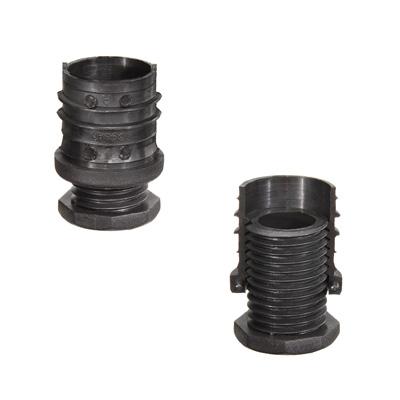 Колпачки для круглых труб, промышленная фурнитура