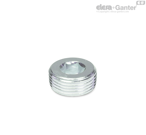 Резьбовые заглушки DIN 906