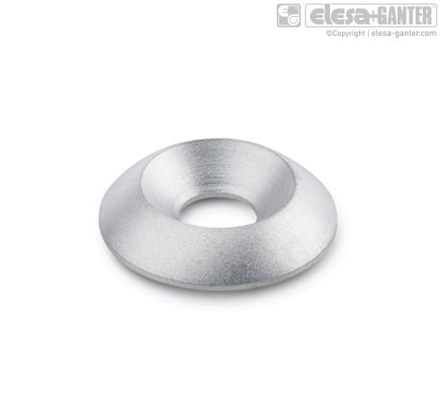 Скошенные диски из нержавеющей стали GN 185