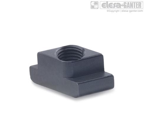 Ромбовидные гайки для Т-образных пазов GN 508.1