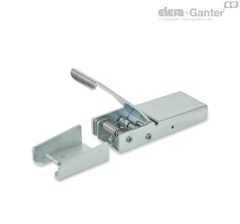 Замки натяжные с крюком GN 8330
