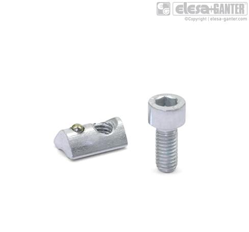 Сборочные комплекты для профильных систем 30 / 40 GN 965