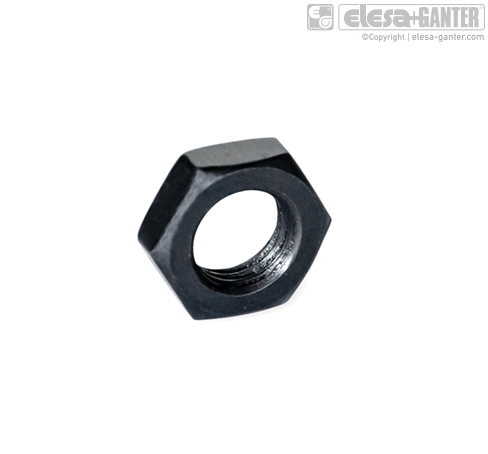 Низкие шестигранные гайки ISO 8675-BT