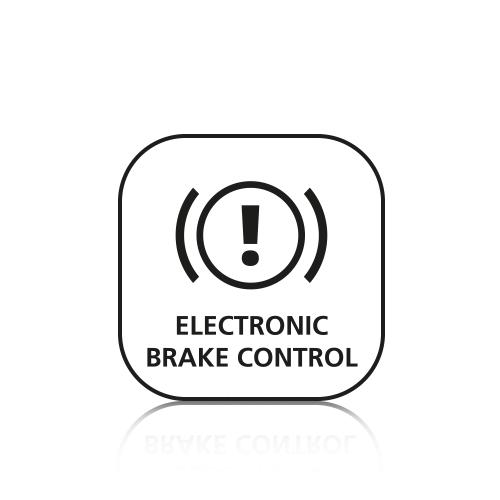 Электронное управление торможением для актуаторных систем