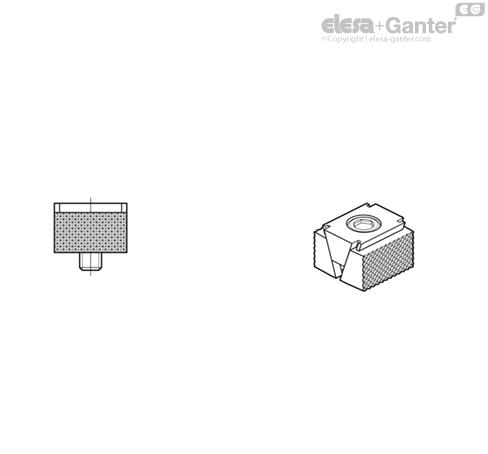 Клиновые зажимы GN 920.1 рисунок 5