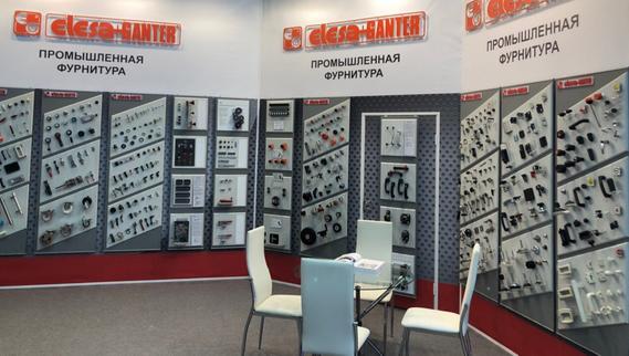 Промышленная фурнитура на выставке Агропродмаш 2019