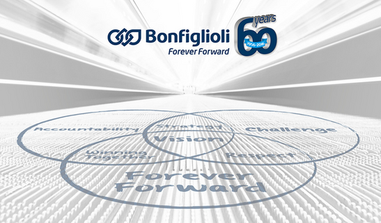 Bonfiglioli 60 лет