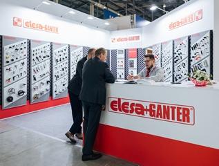 Elesa+Ganter на выставке Testing & Control