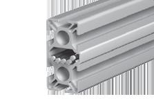 Алюминиевый профиль с кабельканалом